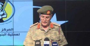 libya brigjen mohammad al ghasri