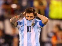 Messi Memutuskan Kembali Perkuat Timnas Argentina