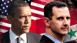 obama dan assad
