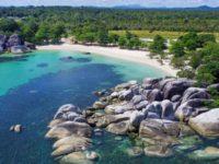 Pantai Tanjung Tinggi, Destinasi Wisata Keren di Belitung