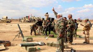 pasukan irak di khalidiyah