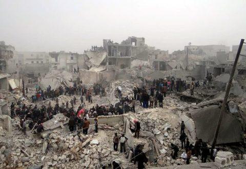 Pasukan Suriah Kuasai Separuh Aleppo Timur