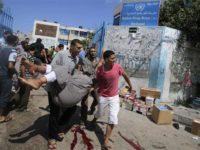 Israel Tutup Kasus Pengeboman Sekolah PBB Tahun 2014
