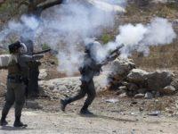 Tentara Israel Tembakkan Gas Air Mata di Pertandingan Sepakbola Palestina