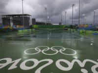 Jadwal Perlombaan Tenis Kacau Akibat Hujan