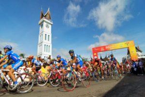 Pemerintah Promosi Wisata dan Budaya Lewat Kegiatan Tour de Singkarak