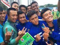 Menpora Berharap Indonesia Jadi Macan Asia Lewat U-16