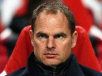 Kalahkan Juventus, De Boer: Kita Bermain Sebagai Sebuah Tim