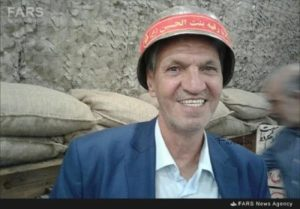 iran jenderal ahmad gholami