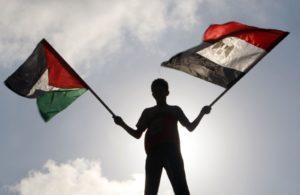 mesir dan palestina