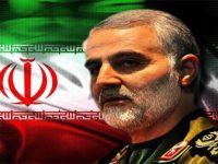 Bereaksi Terhadap AS, Jenderal Qasemi Datangi Perbatasan Suriah-Irak