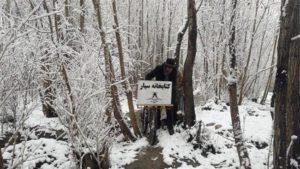 Hoseini, guru di Afghanistan yang membawa buku-buku ke daerah terpencil. (foto:presstv.ir)