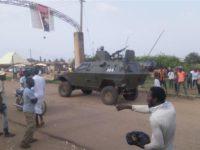 Tentara Nigeria Kepung Masjid Syiah