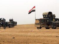 Pasukan Irak di selatan Mosul (presstv/AFP)