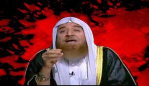 Syeikh Adnan al-Aroor, da'i Wahabi asal Suriah.
