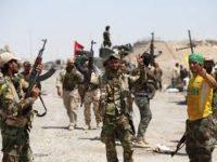 """Pasukan Relawan Irak Bebaskan Kota al-Khidr, """"ISIS Dekati Ajalnya"""""""