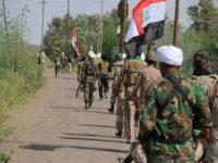 Relawan Irak Mulai Operasi Militer di Selatan Mosul