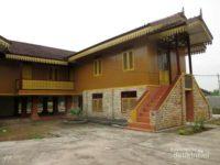 Pesona Istana Negeri Padang di Kota Tebing Tinggi