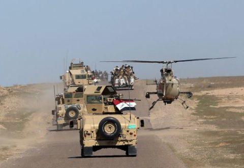 Irak Bantah Laporan PBB Soal Jumlah Korban Perang Mosul