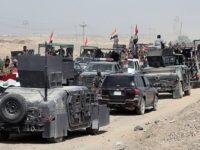 Pasukan Irak bergerak menuju Mosul
