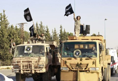 Pasukan Irak Mendapat Perlawanan Sengit Dari ISIS di Mosul