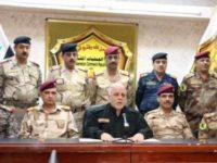 """Wow, PM Irak """"Bunyikan Lonceng""""  Pembebasan Mosul"""