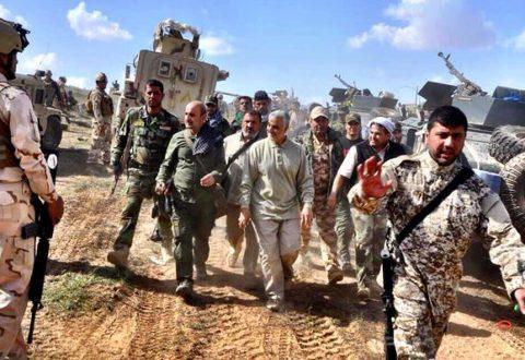 Ganyang ISIS di Mosul, Jenderal Iran Soleimani Turun Tangan