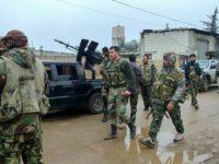 Tentara Suriah Rebut Distrik Suran, 25 Teroris al-Nusra Temui Ajal