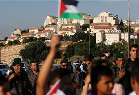 'Ancaman Israel Tidak Bisa Hentikan Kampanye Anti-Pendudukan'