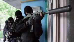 Foto: Pasukan Keamanan Khusus Iran (presstv)