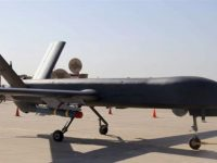 Drone milik pasukan pemerintah Irak (presstv)