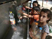 Hanya 10% Rakyat Gaza yang Mendapat Akses Air Bersih