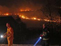 Netanyahu Berusaha Bersembunyi dari Kesalahannya Terkait Kebakaran Liar