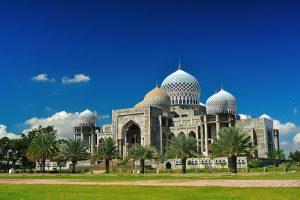 Intip Megahnya Islamic Center di Lhokseumawe