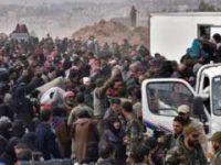 "Gempita ""Tragedi Kemanusiaan"" Ketika Aleppo Bebas"