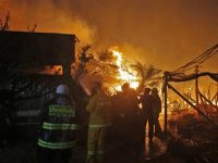 Kebakaran Liar di Kawasan Pendudukan Tepi Barat, Israel Salahkan Palestina