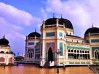 Ini Dia Masjid-Masjid Mengagumkan di Indonesia