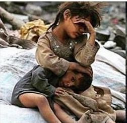 Foto ini disebut sebagai korban Aleppo