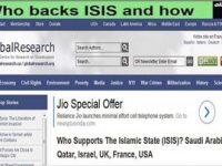Inilah Daftar Pendukung Internasional ISIS