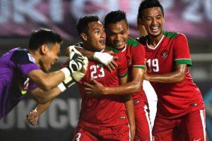 Laga Pertama Final Piala AFF, Indonesia Sukses Kalahkan Thailand