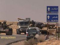SAA Mulai Operasi Pembebasan Palmyra, 50 Anggota ISIS Temui Ajal