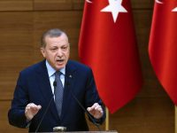 """Erdogan: Mustahil Turki Menerima """"Perjanjian Abad Ini"""""""