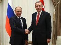 Putin dan Erdogan Sepakat Teroris Tak Masuk Dalam Gencatan Senjata