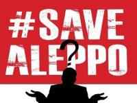 Kacaunya Nalar #SaveAleppo