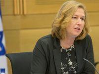 Takut Ditangkap, Livni Batal ke Belgia