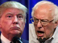 Bernie Sanders: Trump Didukung Para Milyarder