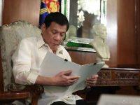Duterte Bantah Akan Berlakukan Pemerintahan Militer