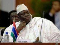 Mantan Presiden Gambia Diasingkan ke Guinea