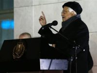 Abbas: 2017 Akan Jadi Tahun Kebangkitan Negara Palestina