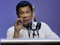 Duterte Kepada AS: Berhenti Kirimkan Tentara ke Filipina!